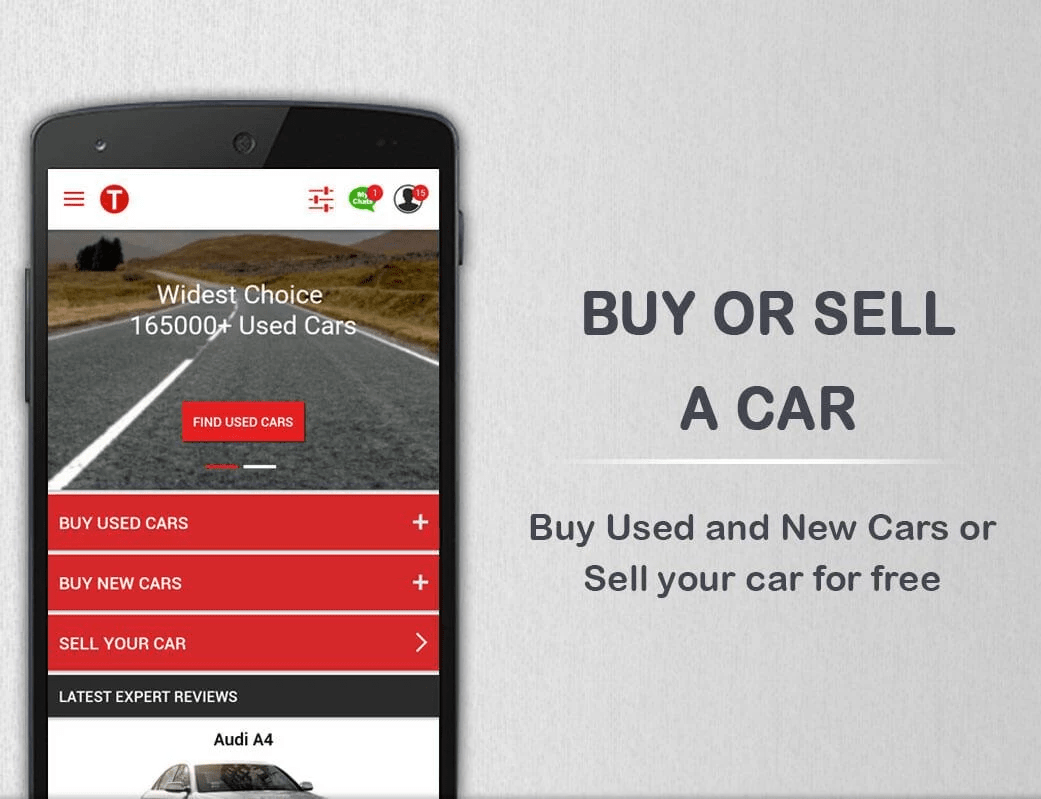 CarTrade – New Cars, Used Cars